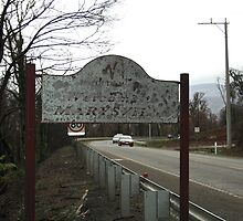 Welcome to Marysville by Kellie Metcalf