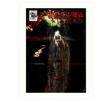 DREAMS AND DEMONS COVER Art Print