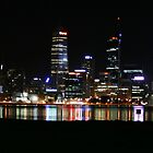 Perth, Western Australia by Michelle Cocking