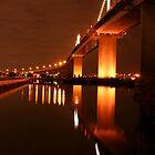 Westgate Bridge 1 by JHP Unique and Beautiful Images