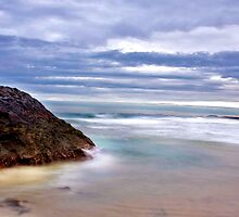 Dreamtime Beach, Fingal by Tim Richardson