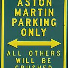 Aston Parking? by Karen Martin