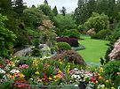 The Park Gardens, Vancouver BC by AnnDixon
