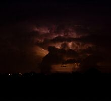 North East Boulder County Lightning Storm 07.10.09 by Bo Insogna