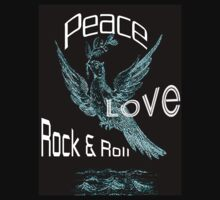 Peace Love Rock & Roll by spaceyqt