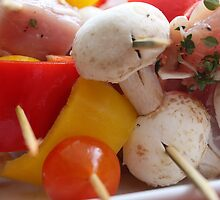 Kebab by shortarcasart