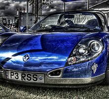 Renault Sport Spider by Roddy Atkinson