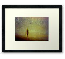 Sleepwalker Framed Print
