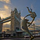 Tower Bridge by Dave  Frost