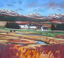 Dalwhinnie Distillery by scottnaismith