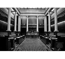 The Legislative Council Photographic Print