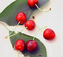 Cherries by Pete Simmonds
