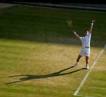 Andy Murray - Wimbledon 2009 by KwoArt