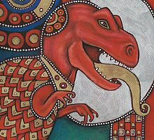 The Lizard King by Lynnette Shelley