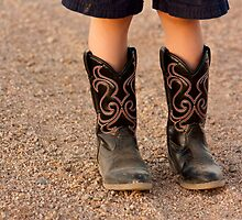 Child's Boots by psnoonan