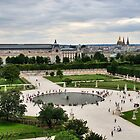 Les Tuileries, Paris by MaluC