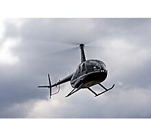 Robinson R44 Photographic Print