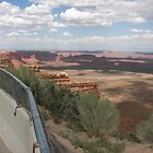 Monument Valley Overlook by SprinkleLights