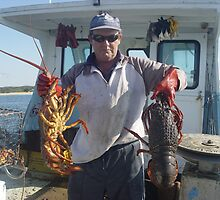Lobsters or Crayfish? by Gary Kelly