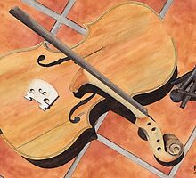 The Broken Violin by Ken Powers
