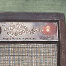 Guitar Amp by Ken Powers