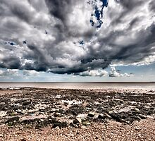 English summer - in between showers by Keith McLuckie