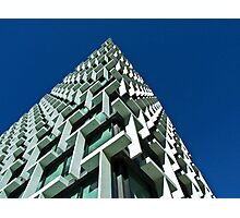 Interesting Architectural Perspective Photographic Print