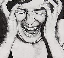 Emotion Portrait No.1 by Ayrlie Lane