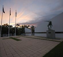 Shepparton War Memorial by Tristen Murray