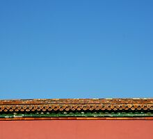 Forbidden City, Beijing by loolooimage