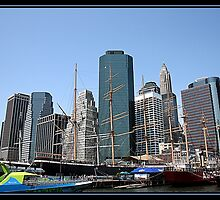 SOUTH STREET SEAPORT by BOLLA67