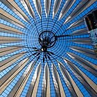 Center of the Sony Center by Sven Fauth