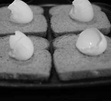 Eggs in a basket by BlindArtPhoto