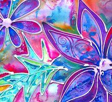Floral Dream....for Stephanie by MelDavies