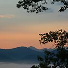 smoky sunrise by dc witmer