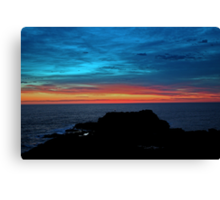 Kiama Sunrise Canvas Print
