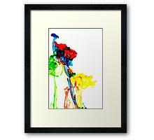 Playful Imagination Framed Print