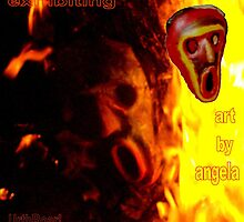 v1 in flames _ex savedfromthefire xiii by artbyangela