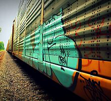 Train Creativity by Lauren Avery