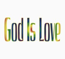 God Is Love by Donna Grayson