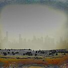 Old Skylines and New. by Lynne Haselden