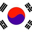 South Korea, national id by AravindTeki