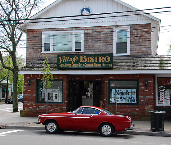 Back to the '60s - 1966 Volvo P1800S by John Schneider