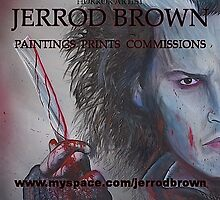 HORROR ARTIST JERROD BROWN by HorrorArtist