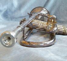 vinatage trumpet 3 by badraiderfan