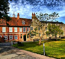 Hall Place HDR, Bourne Road, Bexley 3 by davesphotographics