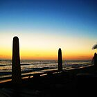 sunset in mexico by KaylaRochelle