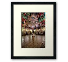 Shrine of Remembrance • Melbourne Framed Print