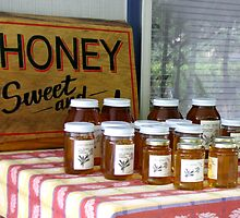 Honey for Sale by Betty Mackey