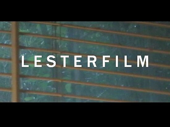 """Still image for newest """"Lesterfilm"""" intro logo by Jon Lester"""
